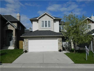 Main Photo: 320 CRESTHAVEN Place SW in CALGARY: Crestmont Residential Detached Single Family for sale (Calgary)  : MLS®# C3524043