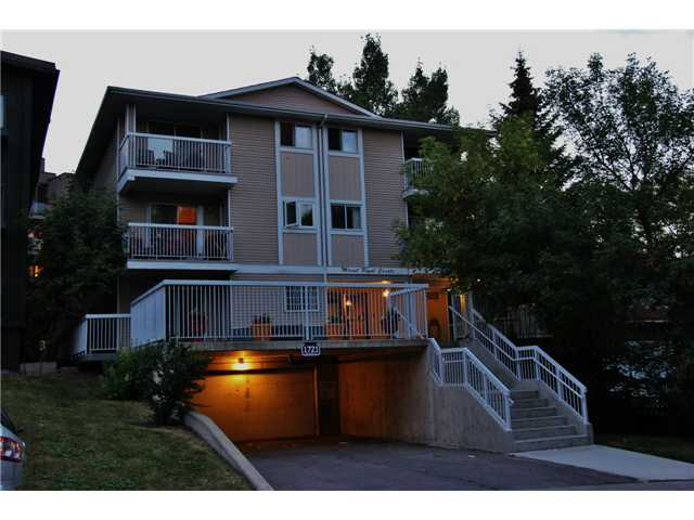 Main Photo: 203 1721 13 Street SW in CALGARY: Lower Mount Royal Condo for sale (Calgary)  : MLS® # C3537598