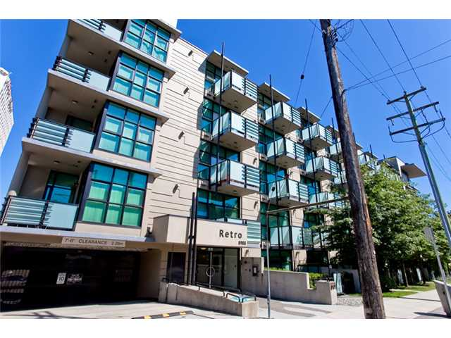 "Main Photo: 509 8988 HUDSON Street in Vancouver: Marpole Condo for sale in ""RETRO"" (Vancouver West)  : MLS®# V972813"