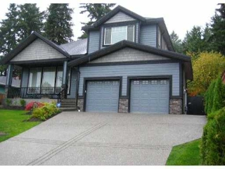 Main Photo: 999 BLUE MOUNTAIN Street in Coquitlam: Harbour Chines House for sale : MLS(r) # V990006