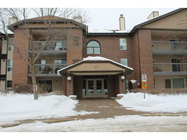 Main Photo: 75 Swindon Way in WINNIPEG: River Heights / Tuxedo / Linden Woods Condominium for sale (South Winnipeg)  : MLS(r) # 1302798