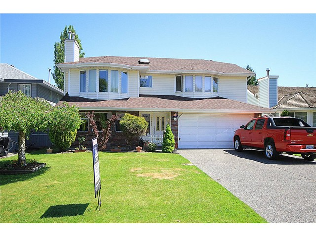 "Main Photo: 12486 222ND ST in Maple Ridge: West Central House for sale in ""DAVISON SUBDIVISION"" : MLS®# V1005457"