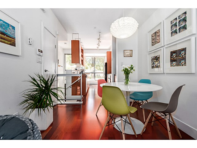 "Main Photo: 3812 COMMERCIAL Street in Vancouver: Victoria VE Townhouse for sale in ""The Brix"" (Vancouver East)  : MLS®# V1076230"