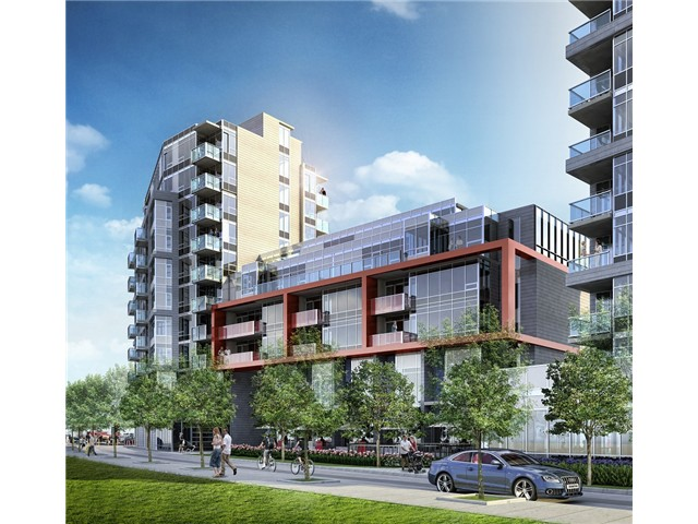 Main Photo: 206 1695 Main Street in Vancouver: Mount Pleasant VE Condo for sale (Vancouver East)