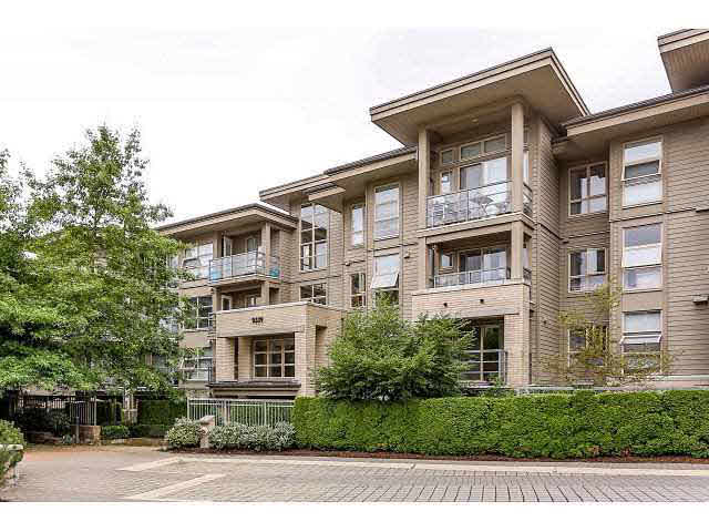 Main Photo: 219 9339 UNIVERSITY CRESCENT in Burnaby: Simon Fraser Univer. Condo for sale (Burnaby North)  : MLS(r) # V1142119
