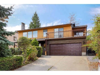 Main Photo: 436 Alouette Drive in Coquitlam: Coquitlam East House  : MLS® # V1140996