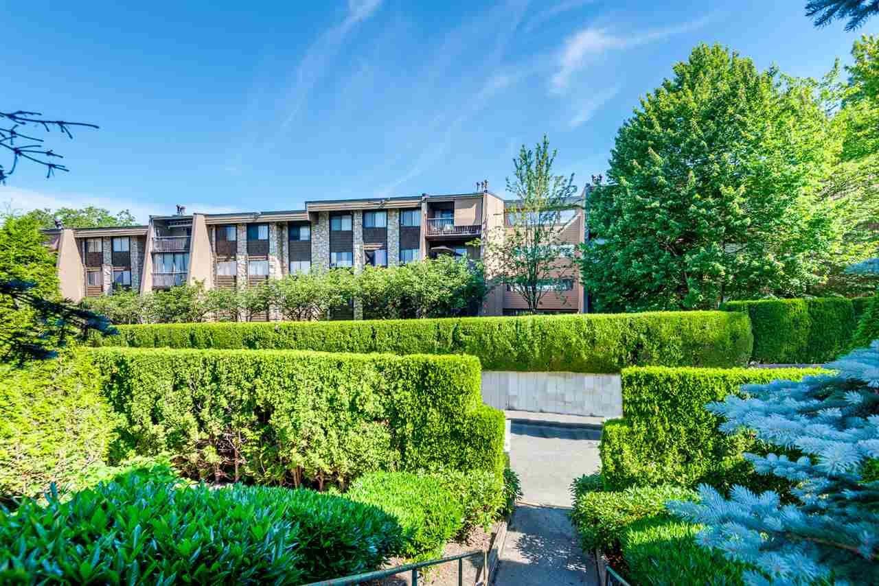 Main Photo: 226 9101 HORNE STREET in Burnaby: Government Road Condo for sale (Burnaby North)  : MLS(r) # R2079349