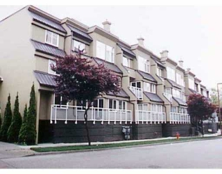 Main Photo: 205 650 Moberly RD in VANCOUVER: False Creek Condo for sale (Vancouver West)  : MLS® # V199242
