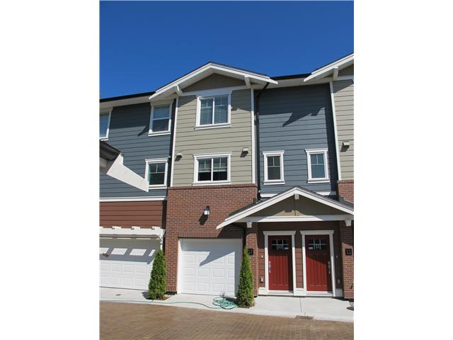 "Main Photo: 12 9580 ALBERTA Road in Richmond: Garden City Townhouse for sale in ""PARKSIDE ESTATES"" : MLS(r) # V947072"