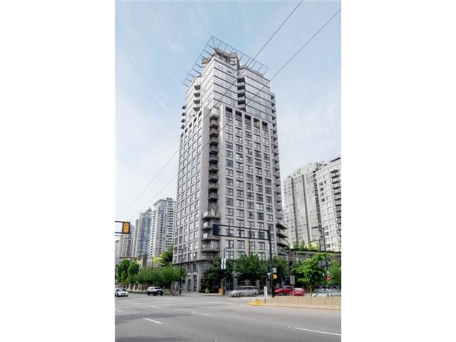 "Main Photo: 504 989 BEATTY Street in Vancouver: Yaletown Condo for sale in ""NOVA"" (Vancouver West)  : MLS® # V953461"