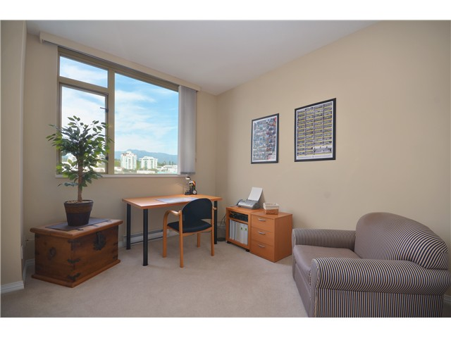Photo 10: 801 160 W KEITH Road in North Vancouver: Central Lonsdale Condo for sale : MLS(r) # V989160
