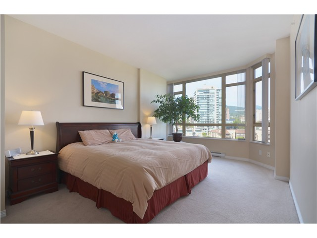 Photo 6: 801 160 W KEITH Road in North Vancouver: Central Lonsdale Condo for sale : MLS(r) # V989160