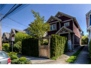Main Photo: 1936 TURNER Street in Vancouver: Hastings House 1/2 Duplex for sale (Vancouver East)  : MLS(r) # V1006922