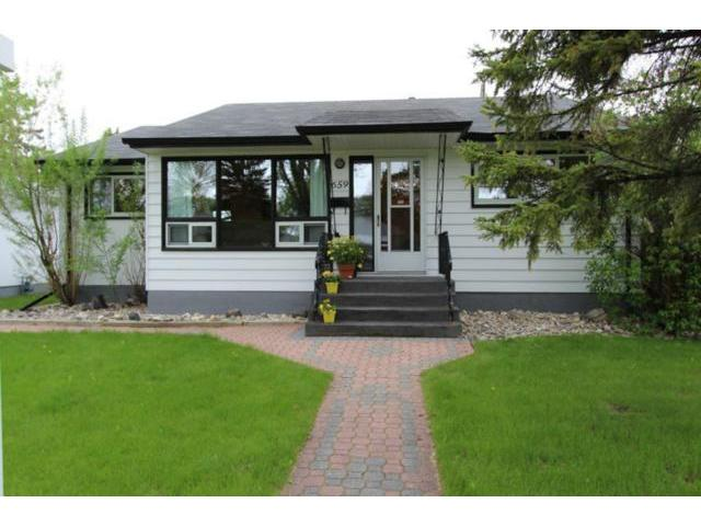 Main Photo: 659 Brock Street in WINNIPEG: River Heights / Tuxedo / Linden Woods Residential for sale (South Winnipeg)  : MLS® # 1310354