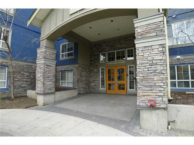 Photo 2: 352 35 RICHARD Court SW in CALGARY: Lincoln Park Condo for sale (Calgary)  : MLS(r) # C3570155