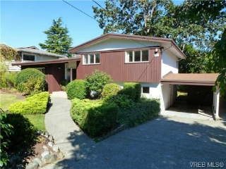 Main Photo: 3815 Campus Crescent in VICTORIA: SE Mt Tolmie Residential for sale (Saanich East)  : MLS®# 336697