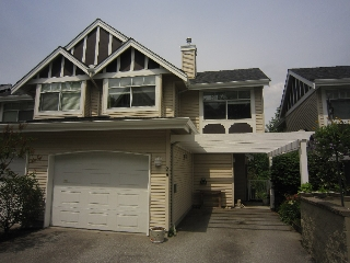 Main Photo: 28 7488 Mulberry Place in Burnaby: The Crest Townhouse for sale (Burnaby East)