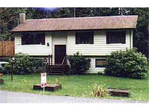 Main Photo: 940 Woodhaven Road in SOOKE: Sk French Beach Single Family Detached for sale (Sooke)  : MLS® # 110139