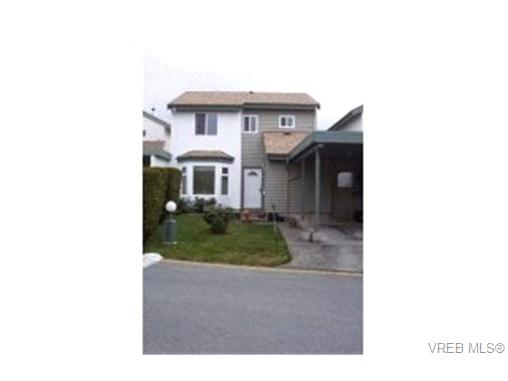 Main Photo: 14 7925 Simpson Road in : CS Saanichton Townhouse for sale (Central Saanich)  : MLS® # 199476
