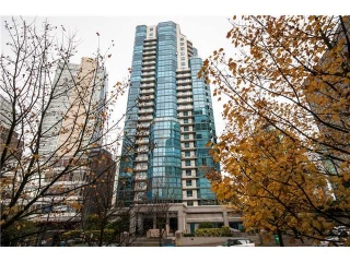 Main Photo: 2301 1415 W W Georgia Street in Vancouver: Coal Harbour Condo for sale (Vancouver West)  : MLS®# v1092322