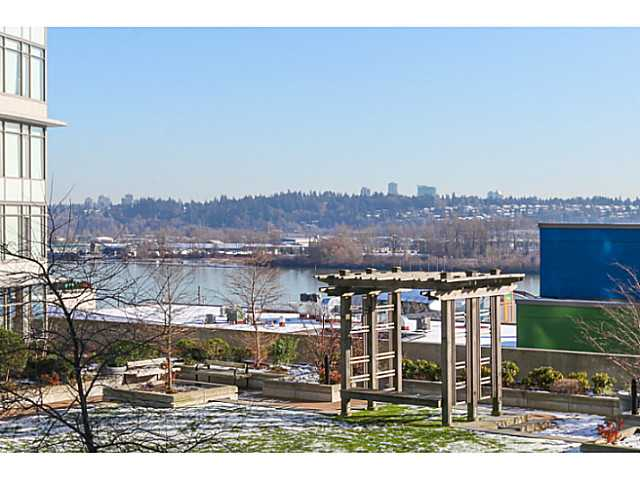 Main Photo: # 1006 892 CARNARVON ST in New Westminster: Downtown NW Condo for sale : MLS® # V1095803