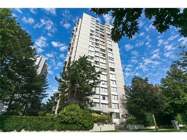 Main Photo: # 1801 1725 PENDRELL ST in Vancouver: West End VW Condo for sale (Vancouver West)  : MLS®# V1095327