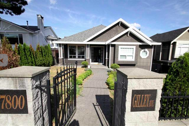 FEATURED LISTING: 7800 Gilley Avenue Burnaby