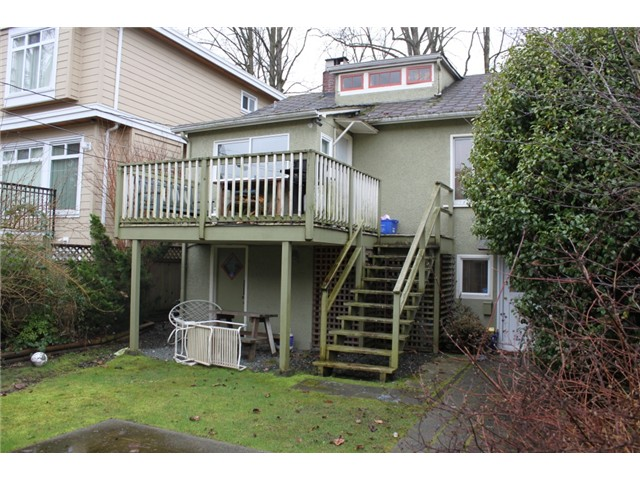 Photo 4: 3539 W 10TH Avenue in Vancouver: Kitsilano House for sale (Vancouver West)  : MLS® # V931077