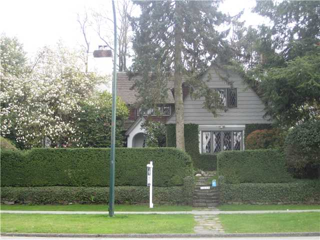 Photo 2: 1376 W 33RD Avenue in Vancouver: Shaughnessy House for sale (Vancouver West)  : MLS® # V948806