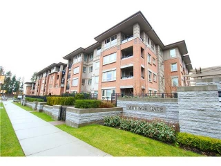 "Main Photo: 104 3097 LINCOLN Avenue in Coquitlam: New Horizons Condo for sale in ""Larkin House"" : MLS®# V979842"