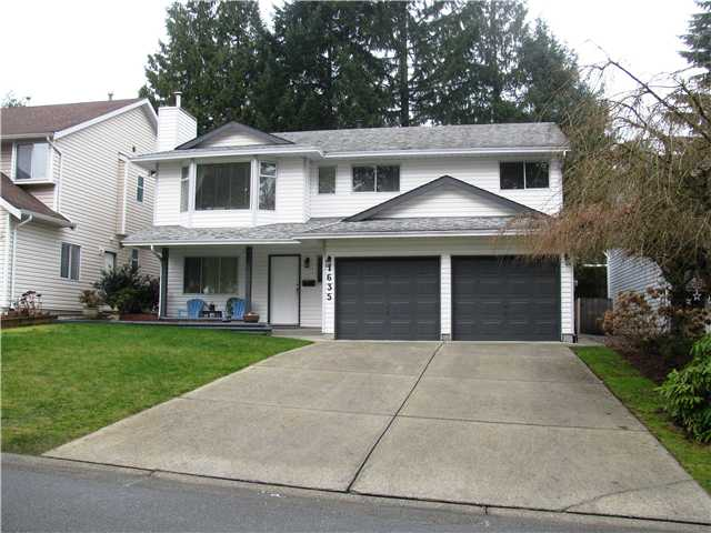 Main Photo: 1635 RENTON Avenue in Port Coquitlam: Oxford Heights House  : MLS® # V987191