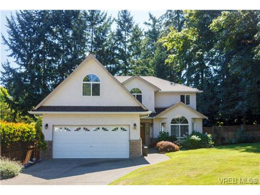 Main Photo: 2057 Reid Court in SAANICHTON: CS Saanichton Residential for sale (Central Saanich)  : MLS(r) # 340735
