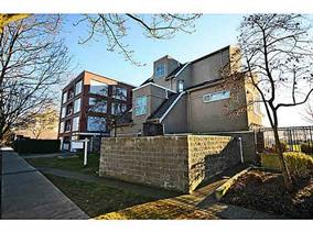 Main Photo: 104 1990 Kent Street in Vancouver: Condo for sale (Vancouver East)  : MLS® # V1046531