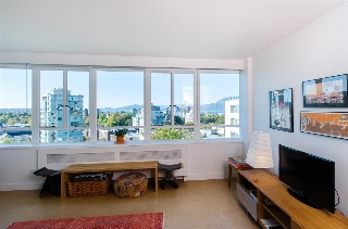Main Photo: 804 1445 MARPOLE AVENUE in Vancouver: Fairview VW Condo for sale (Vancouver West)  : MLS®# R2005902