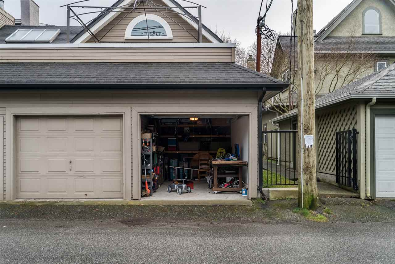 Photo 17: 159 W 13TH AVENUE in Vancouver: Mount Pleasant VW Townhouse for sale (Vancouver West)  : MLS(r) # R2030061