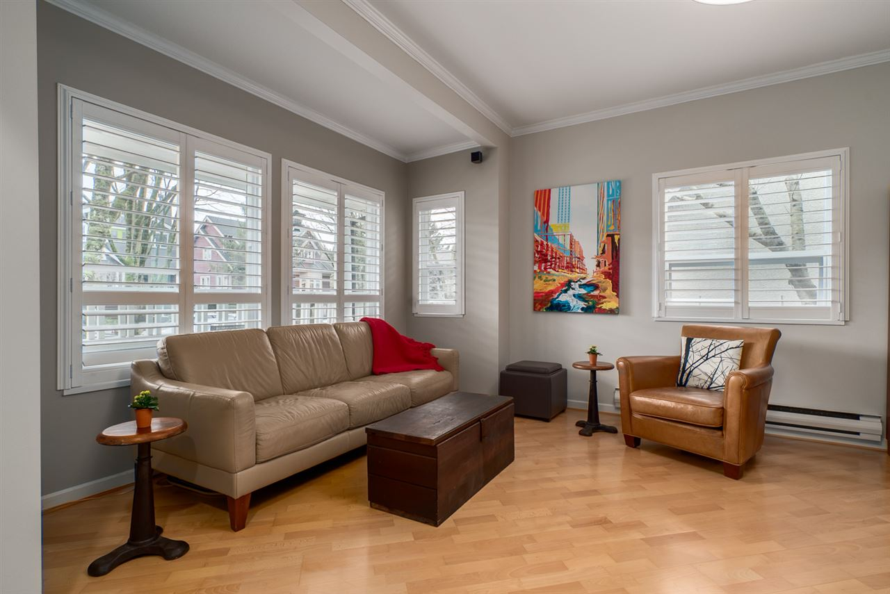 Photo 7: 159 W 13TH AVENUE in Vancouver: Mount Pleasant VW Townhouse for sale (Vancouver West)  : MLS(r) # R2030061