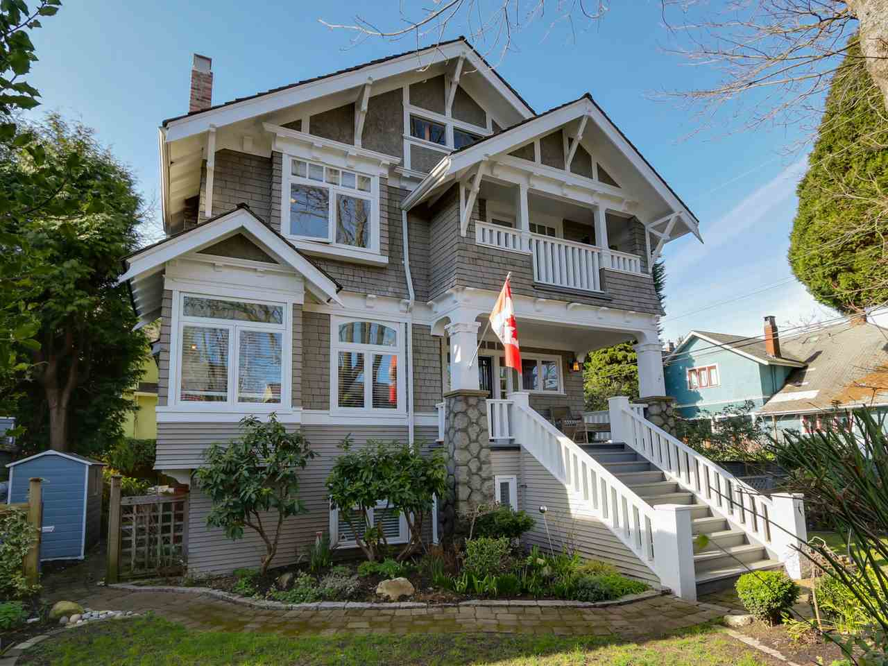 Main Photo: 1835 COLLINGWOOD STREET in Vancouver: Kitsilano House for sale (Vancouver West)  : MLS® # R2039694