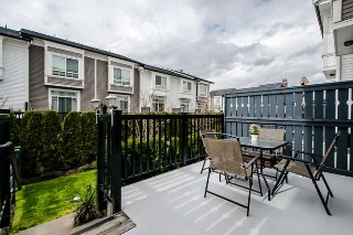 Main Photo: 13 2423 AVON PLACE in Port Coquitlam: Riverwood Townhouse for sale : MLS(r) # R2041962
