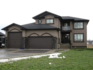 Main Photo: 4151 Flats Road in Whitecourt: House for sale : MLS® # 41825