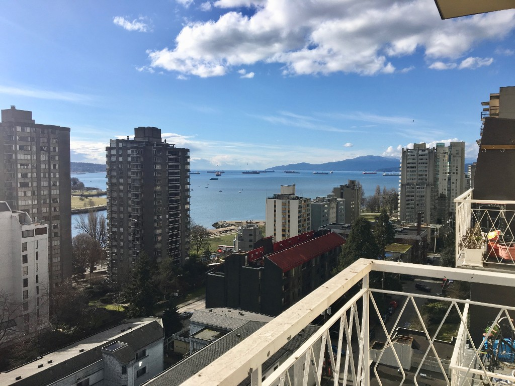 Main Photo: 1108 1100 Harwood Street in Vancouver: West End VW Condo for sale (Vancouver West)  : MLS(r) # R2138005