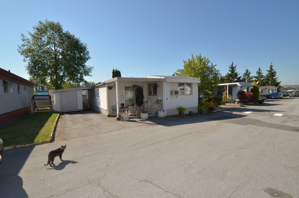 "Photo 27: 37 201 CAYER Street in Coquitlam: Maillardville Manufactured Home for sale in ""WILDWOOD PARK"" : MLS(r) # V972709"