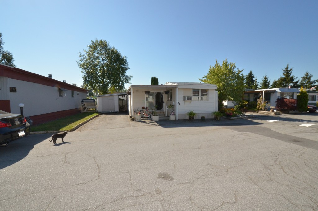 "Photo 26: 37 201 CAYER Street in Coquitlam: Maillardville Manufactured Home for sale in ""WILDWOOD PARK"" : MLS(r) # V972709"