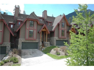 Main Photo: 29 101 Armstrong Place: Canmore Townhouse for sale : MLS(r) # C3572129