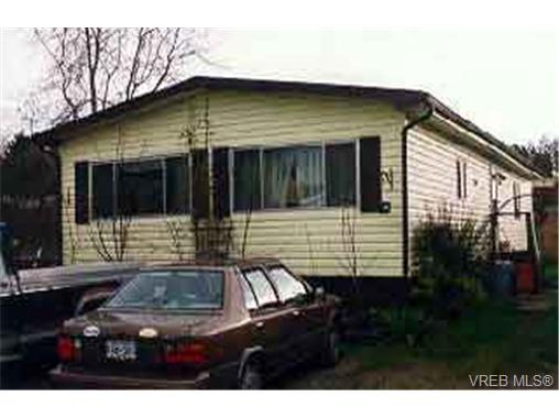 Main Photo: B 18 Cooper Road in VICTORIA: VR Glentana Other for sale (View Royal)  : MLS(r) # 131702