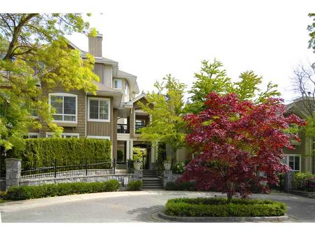 Main Photo: # 208 5605 HAMPTON PL in Vancouver: University VW Condo for sale (Vancouver West)  : MLS(r) # V1079295
