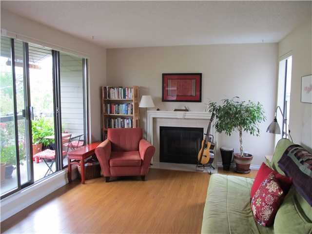 Main Photo: # 401 1875 W 8TH AV in Vancouver: Kitsilano Condo for sale (Vancouver West)  : MLS® # V1098812