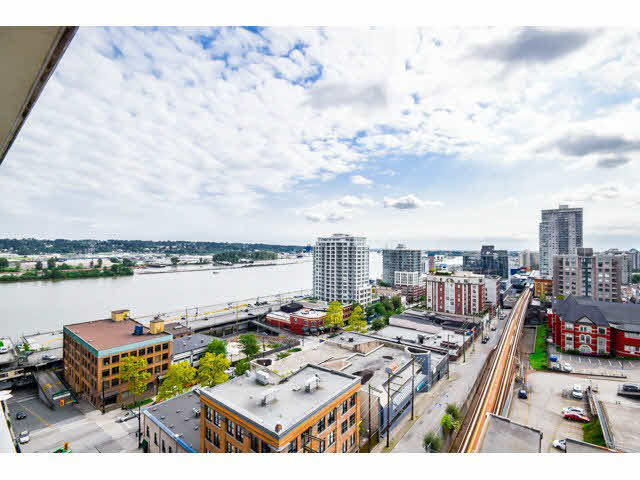 Photo 13: 1406 39 sixth Street in New Westminster: Downtown NW Condo for sale : MLS(r) # v1133268