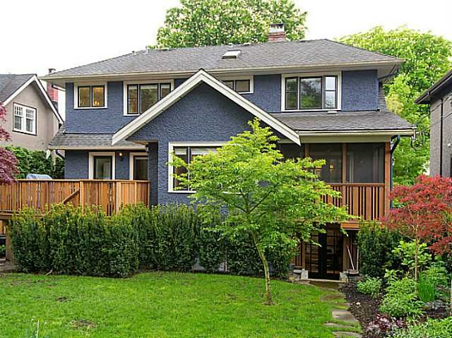 Photo 3: 3521 W 43RD AVENUE in Vancouver: Southlands House for sale (Vancouver West)  : MLS(r) # R2037443