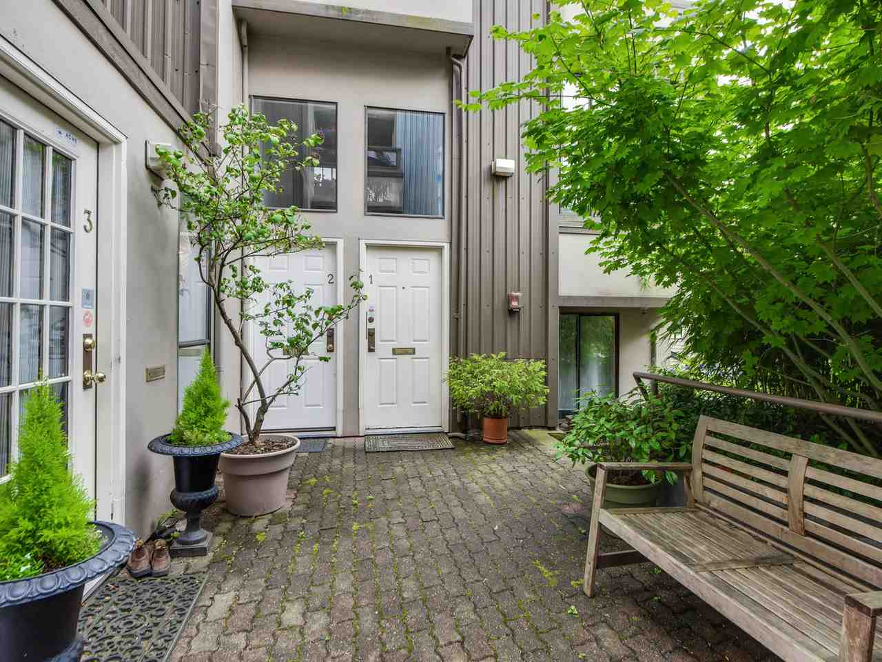 Photo 19: 3 1549 HARO STREET in Vancouver: West End VW Townhouse for sale (Vancouver West)  : MLS(r) # R2089499