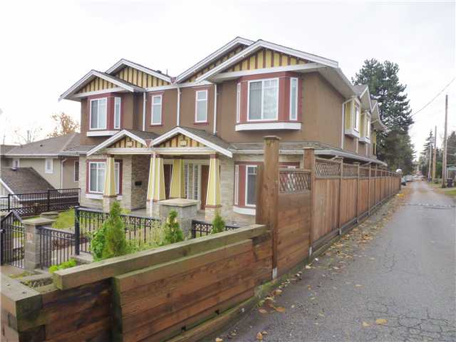 Main Photo: 530 16TH ST in : Uptown NW House 1/2 Duplex for sale : MLS(r) # V966975